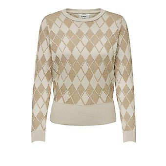 Only Women's Sofiya Pullover Patterned