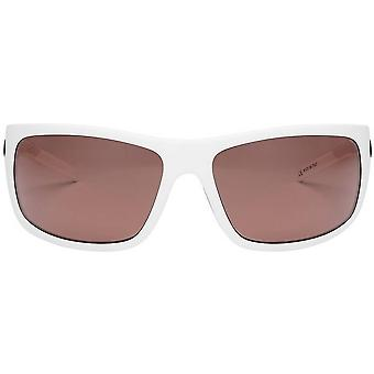 Electric California Tech One XL Sport Sunglasses - Matte White/Rose Pro