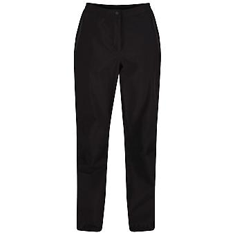 Regatta Black Womens Highton Stretch Overtrouser