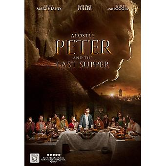 Apostle Peter & the Last Supper [DVD] USA import