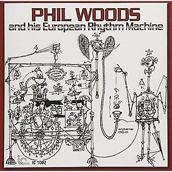 & Son European Rhythm Machine [CD] USA import