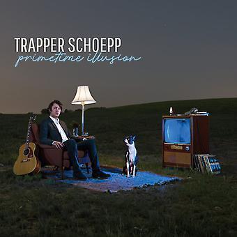 Trapper Schoepp - Primetime Illusion [CD] USA import