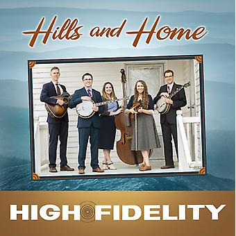High Fidelity - Hills & Home [CD] USA import