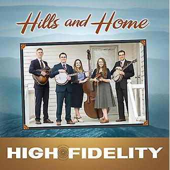 High Fidelity - Hills & Home [CD] USA import