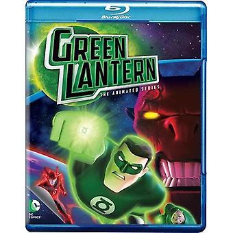 Green Lantern animierte Serie S1 [BLU-RAY] USA Import