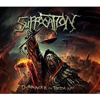 Suffocation - Pinnacle of Bedlam [CD] USA import
