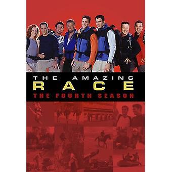Amazing Race: Season 4 [DVD] USA import