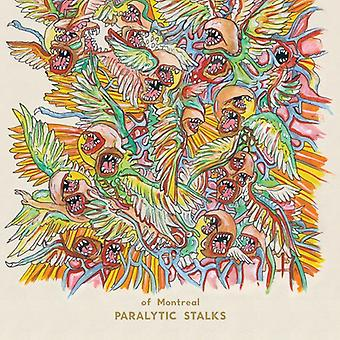 Of Montreal - Paralytic Stalks [CD] USA import
