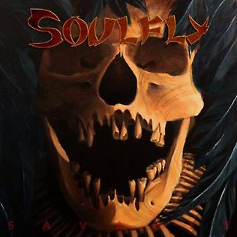 Soulfly - Savages [CD] USA import