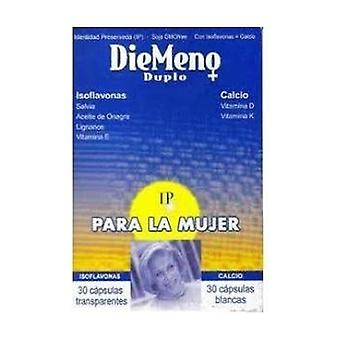 Diemeno Duo for Women 30 capsules