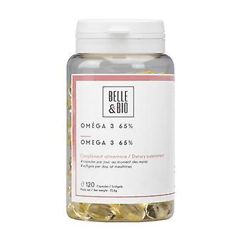 Omega 3 bei 65% Fettsäuren None