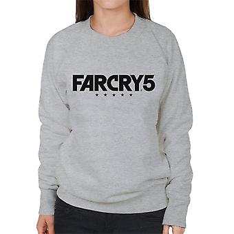 Far Cry 5 Dark Logo Women's Sweatshirt