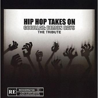Hip Hop Takes on Gorillaz-Demon Days: Tribute - Hip Hop Takes on Gorillaz-Demon Days: Tribute [CD] USA import