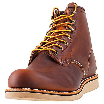 Red Wing Rover Heritage Mens Chukka Boots in Copper