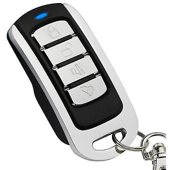 Fernbedienung für automatische Türen/Garagentor - Schwarz/Silber