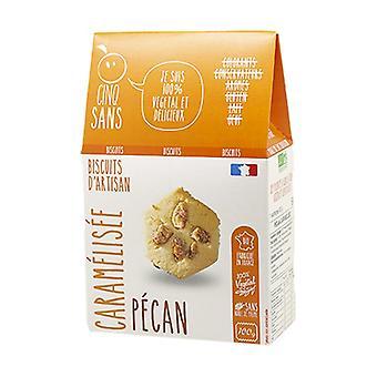 Biscuits Pécan Caramélisée bio 100 g