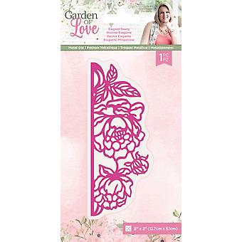 Crafter's Companion Garden of Love Elegant Peony Dies