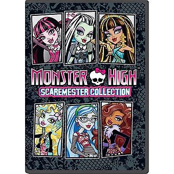 Monster High: importer des Scaremester USA Collection [DVD]