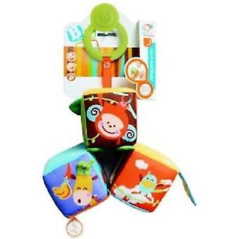 Baby Toys - B Kids - Link & Build Blocks Games New 3790