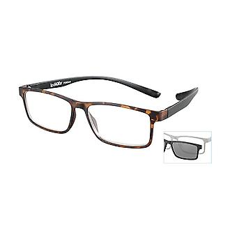 Reading Glasses Unisex Le-0191B Florida havanna Strength +1.50