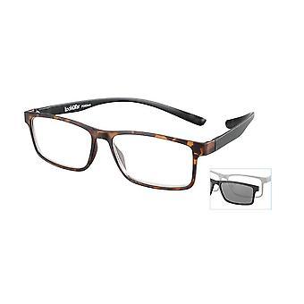 قراءة النظارات Unisex Le-0191B فلوريدا هافانا قوة +1.50