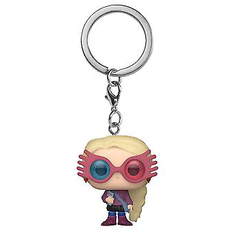 Harry Potter Luna Lovegood Pocket Pop! Porte-clés