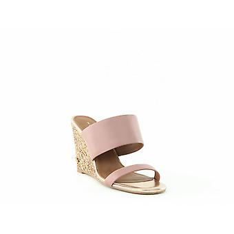 Kurt Geiger | Charing Glitter Wedge Sandals