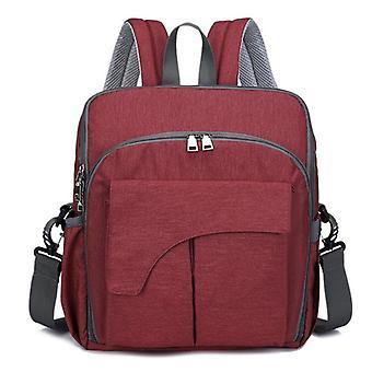 Nylon Diaper Backpack