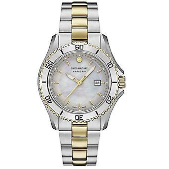 Swiss Military Hanowa - Wristwatch - Unisex - 06-7296.7.55.009 - Nautila Lady -