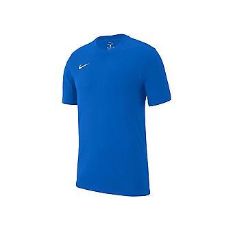 Nike JR Team Club 19 AJ1548463 football summer boy t-shirt