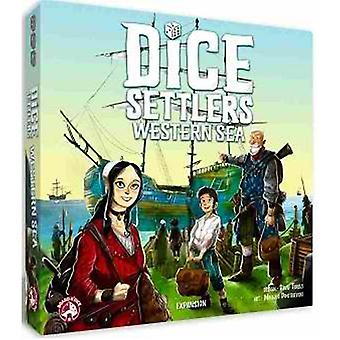 Dice Settlers Western Sea Expansion Game