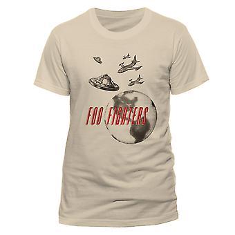 Foo Fighters UFO T-Shirt ufficiale