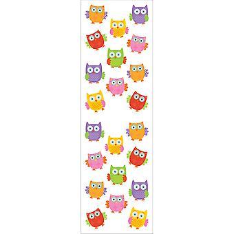 Mrs. Grossman's Stickers-Owls