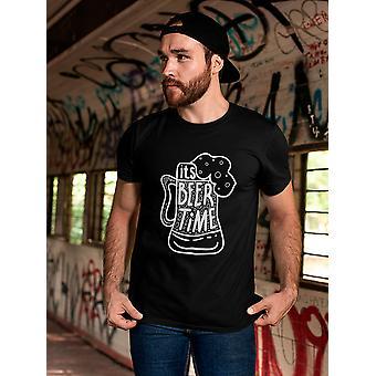 Sen Beer Time Tee Men's -Image Shutterstock Men's T-paita