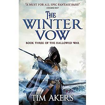 Vinter løfte (den hellige krig #3)