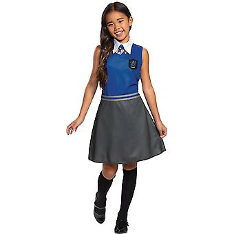 Girls Ravenclaw Dress Costume -Harry Potter