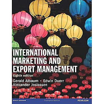 Internationales Marketing- und Exportmanagement