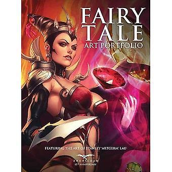 Portfolio d'art des contes de fées