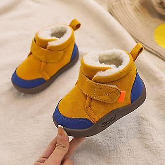Baby Peuter Winter Baby / jongens Snow Boots-warme Pluche Outdoor Soft Bottom En