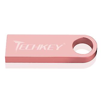 Usb Flash-pen Drive Waterproof, Memory Stick Real Capacity U-disk