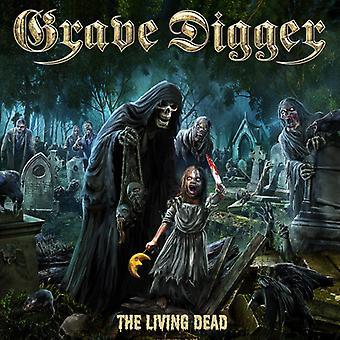 Grave Digger - Living Dead [CD] USA import