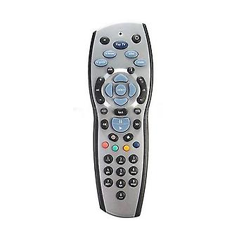 2X Remote Control Replacement For Foxtel Mystar Sky New Zealand Silver