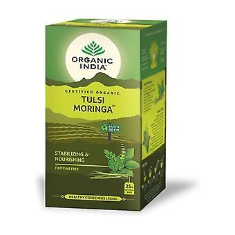 Tulsi Moringa Infusion 25 infusion bags