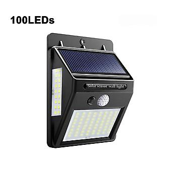 Motion Sensor Led Street Light Wall Lamp, Night Sensor Solar Emergency Garden