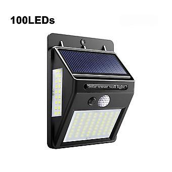 Détecteur de mouvement Led Street Light Wall Lamp, Night Sensor Solar Emergency Garden