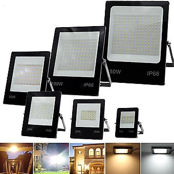 High Brightness Ip66 Waterproof Outdoor Lighting Led Spotlight Wall Floodlights