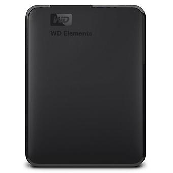 Hard Drive Hdd Usb Portable External Hard Disk (black 5tb)