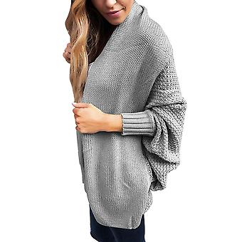 Knit Open Front Cardigan