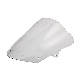 Airblade Clear Double Bubble Screen per Kawasaki ZX10R 2008-