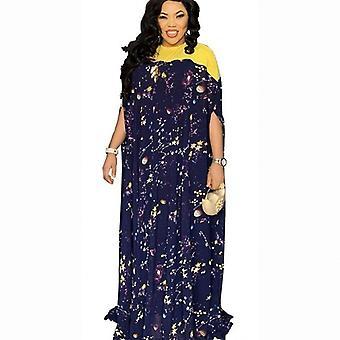 Africké šaty